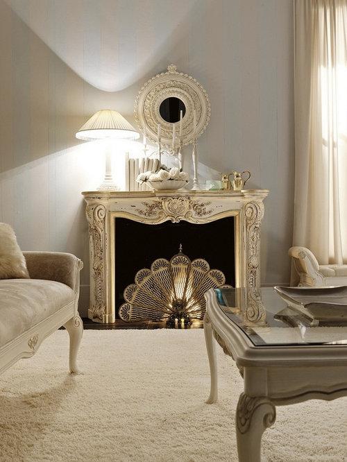 Italian Fireplace   Houzz