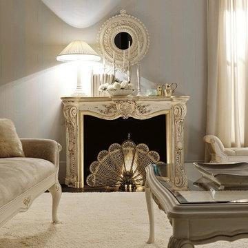 Italian Fireplace