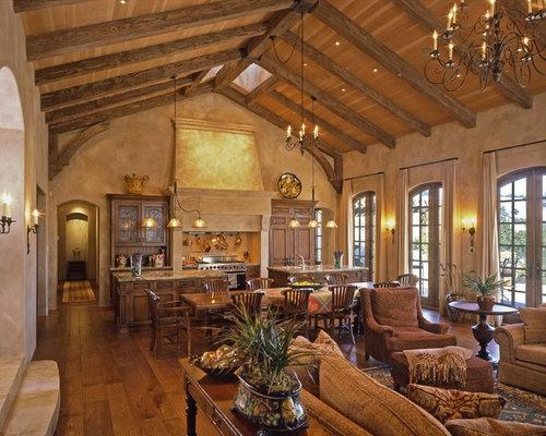 Mediterranean Living Room Design Ideas Remodels Amp Photos