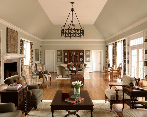 Sloped Tray Ceiling | Houzz