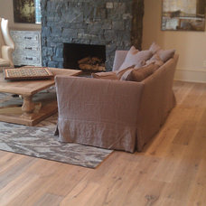 Traditional Living Room by USFloors
