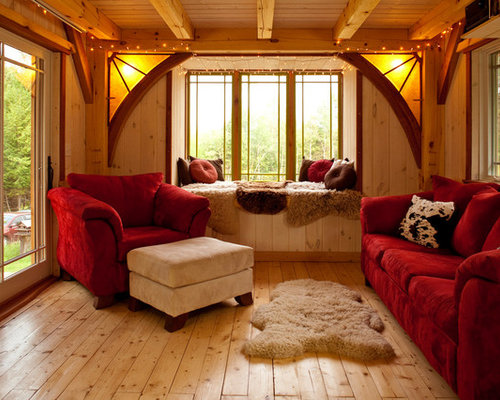 rustic small living room ideas modern house