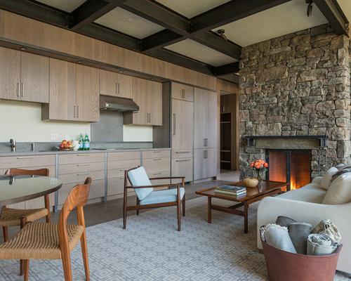 Rustic Living Room Design Ideas, Remodels & Photos | Houzz