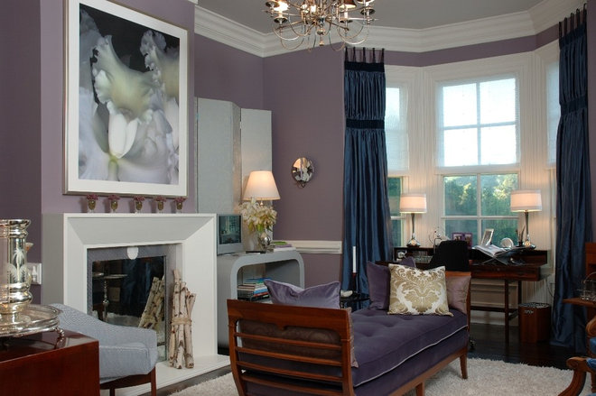 Traditional Living Room By Eileen Kathryn Boyd Interiors