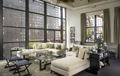 Houzz Tour: A Chicago Loft Rises to the Rafters