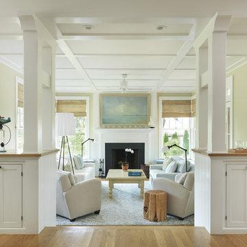 Jamestown Residence: Living Area