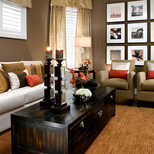 Casual Living Room Houzz
