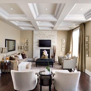 """Jane Lockhart Interior Design, Kylemore Model Home """"Dublin"""""""