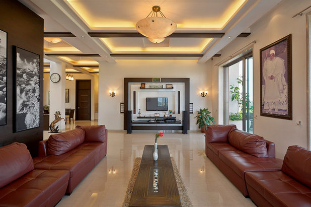 Living Room by Manish Panwar Photography