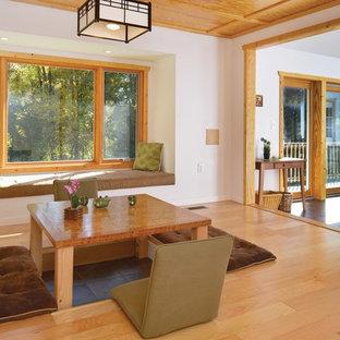 Soggiorno etnico stile loft - Foto e Idee per Arredare