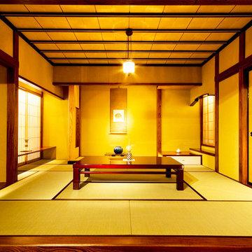 Japanese Style of Interior Plan