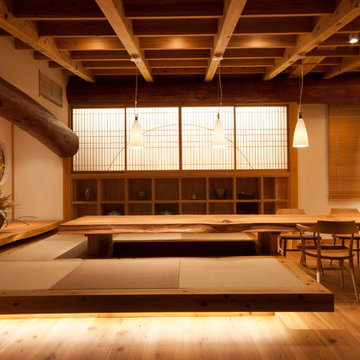 Japanese Style of Living Room