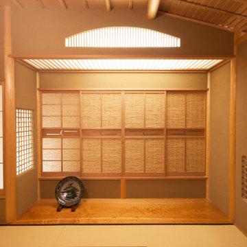 Japanese Traditional Designed Window