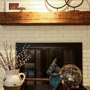 Jasmine Living Room Fireplace