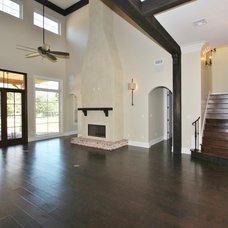 Traditional Living Room by Van Alan Homes