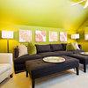 How to Brighten Up Spaces Around Dark Furniture