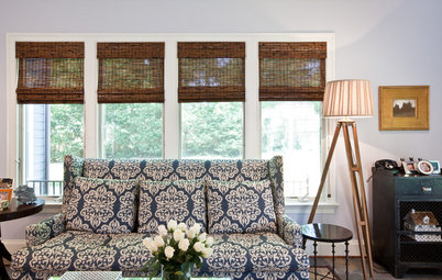 Shop Houzz Shop Houzz: Dressing Your Windows. By Houzz. Curtains, Blinds ...