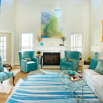Jennings Living Room After