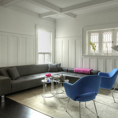 Comics Living Room Design Ideas, Pictures, Remodel & Decor