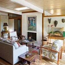 Midcentury Living Room by Design Platform