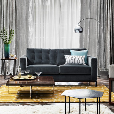 7 essential elements for an art deco-style living room
