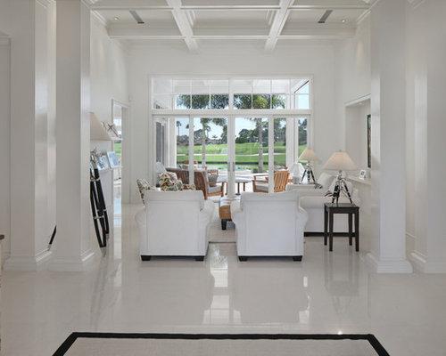Polished Limestone Floor Design Ideas Amp Remodel Pictures