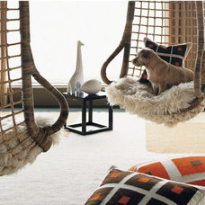 Eclectic Living Room Jonathan Adler's Interior Design