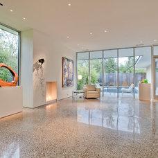Modern Living Room by NIMMO American Studio For Progressive Architecture
