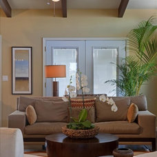 Tropical Living Room JSID