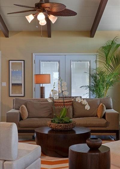 Tropical Living Room JSID