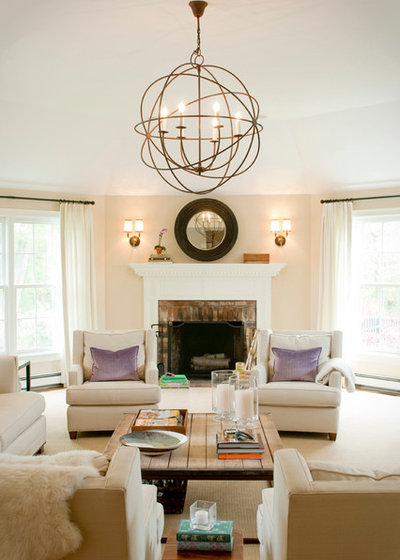5 Easy Steps To A Lovelier Living Room