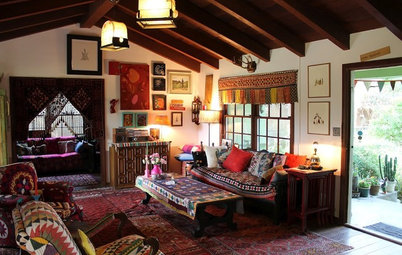 My Houzz: A Cabin of Curiosities in Los Angeles