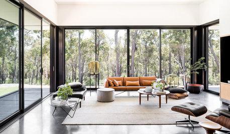 9 Ways to 'Winterise' a Summery Room