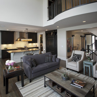 Dark Gray Sofa | Houzz