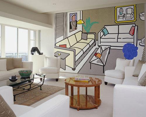Roy Lichtenstein Ideas, Pictures, Remodel and Decor