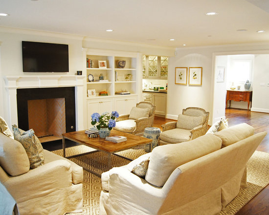 Living Room Furniture Layout Houzz
