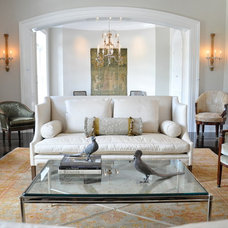 Traditional Living Room by Woven Accents, Inc.