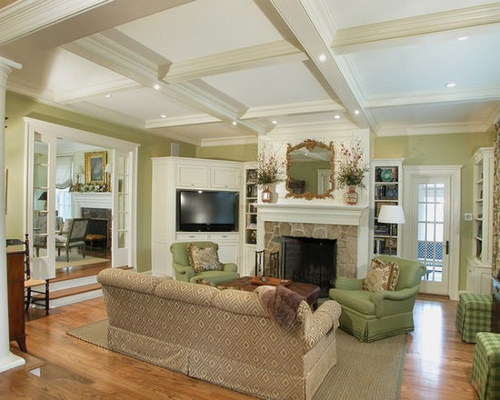 Living Room With Tv In Corner corner tv living room design ideas, remodels & photos | houzz