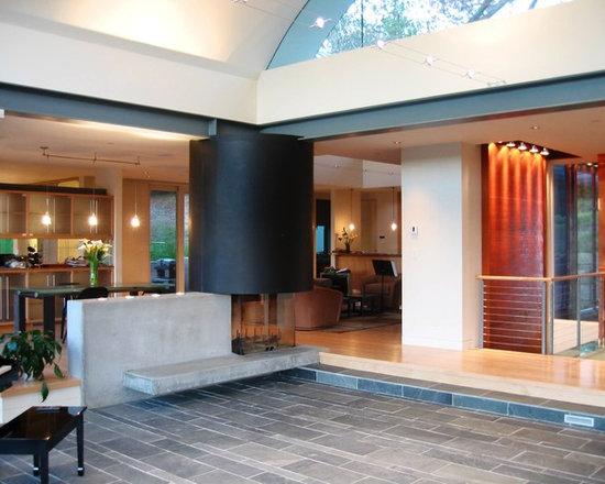 Exterior Tiles Elevation Planks Living Room Design Ideas