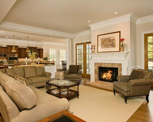 floor plan open concept living room design ideas, remodels