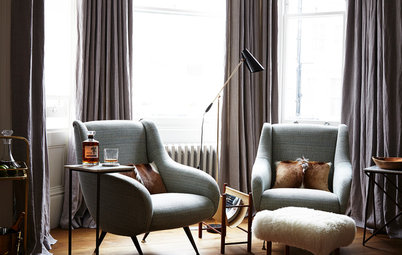 Why Your Home Needs a Pair of Vintage Armchairs