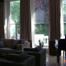 Contemporary Living Room Kensington elegance