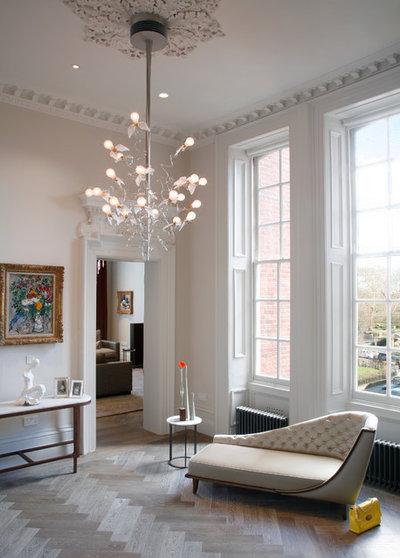 Contemporain Salon by Morph Interior Ltd