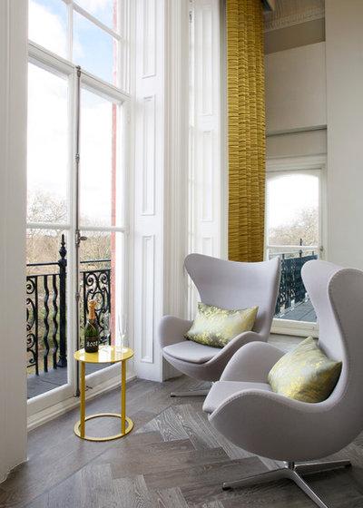 Contemporary Living Room by Morph Interior Ltd