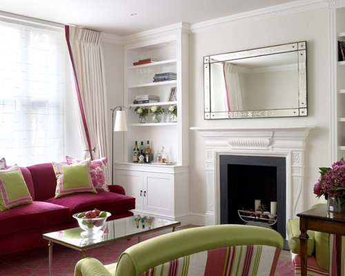 White Fireplace Mantel Photos - Best White Fireplace Mantel Design Ideas & Remodel Pictures Houzz