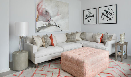 How to Get More Seating in a Small Living Room