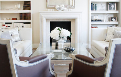 Houzz Tour: Elegant Georgian Townhouse for a Family of 6