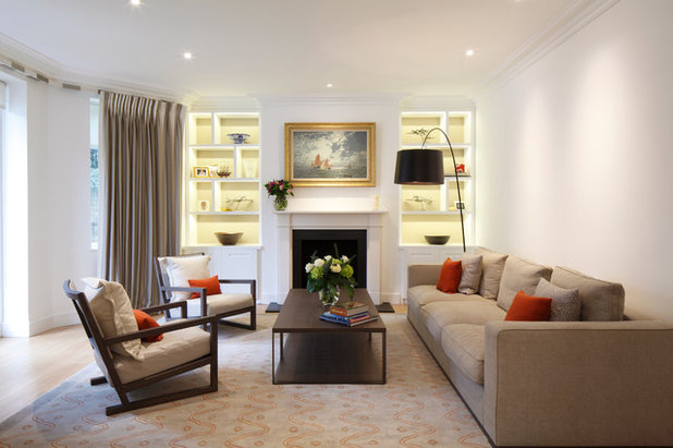 10 Ways to Arrange the Furniture in Your Living Room