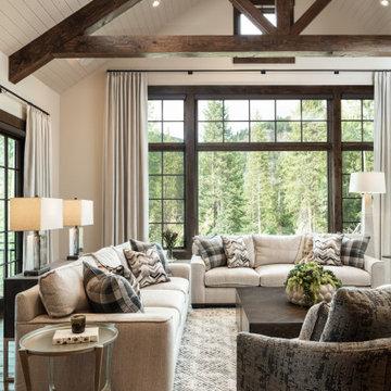 Keystone Traditional Architecture Modern Finishes