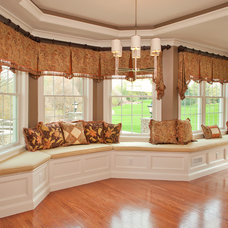 traditional window treatments by KH Window Fashions, Inc.